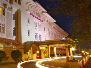 Khách Sạn Du Parc