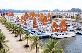 Từ 1/1/2016 chấm dứt hoạt động cảng tàu khách Du lịch Bãi Cháy
