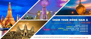 LỊCH KHỞI HÀNH TOUR QUỐC TẾ QUY 2-2019- ĐẦU HCM