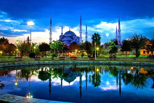 Hà Nội - Thổ Nhĩ Kỳ - Istanbul