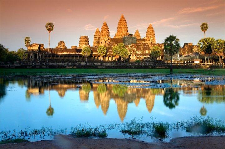 HN - Campuchia đường bay