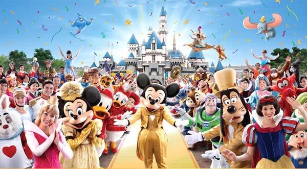 Hà Nội - Hongkong- Disneyland bay HX