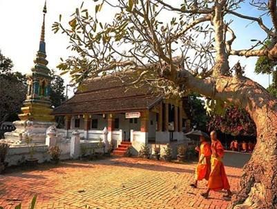 Hà Nội - Điện Biên - Luangprabang