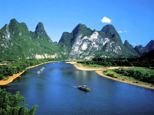 Hà Nội-Nam Ninh - Quế Lâm 4 ngày