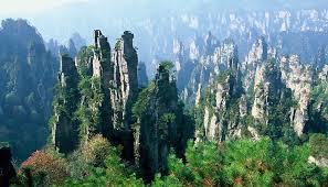 Hà Nội - Nam Ninh - Trương Gia Giới -Phượng Hoàng Cổ Trấn 5 ngày