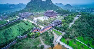 Hà Nội - Chùa Tam Chúc - Đền Trần Thương