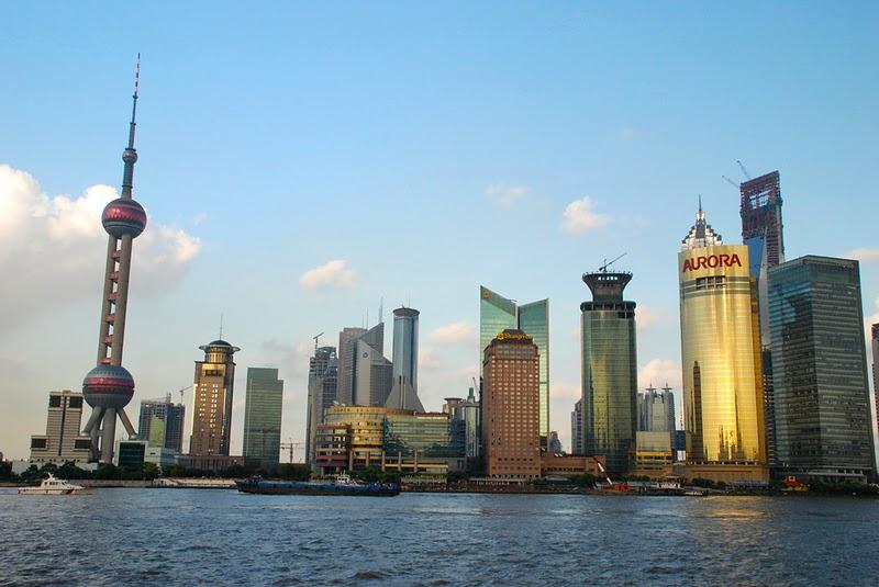 Hà Nội - Thượng Hải - Hàng Châu - ô Trấn 5 ngày