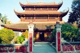 Hà Nội - Chùa Dư Hàng - Đình Hàng Kênh - đền Nghè