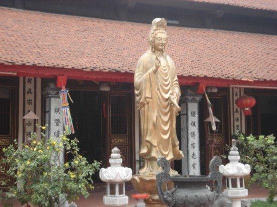 Hà Nội - Chùa Đào Xuyên - Chùa Kiến Sơ - Chùa Sủi - Đền Bà Ỷ Lan - Chùa Lộ