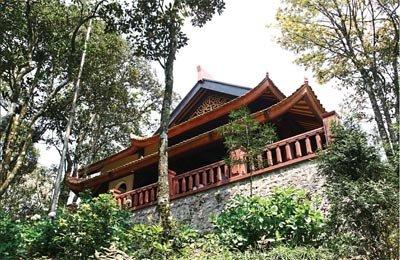 Hà Nội - Đền Hạ -đền Trung- đền Thượng
