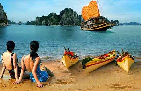 Hà Nội - Hạ Long - ngủ đêm trên du thuyền 3 ngày