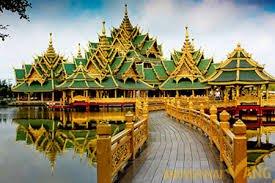 Hà Nội -Bangkok - Pattaya, QR