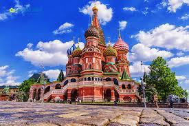 HN - Du lịch Nga 8 Ngày -QR