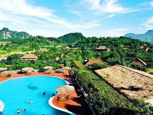 Hà Nội - Tản Đà  Resort
