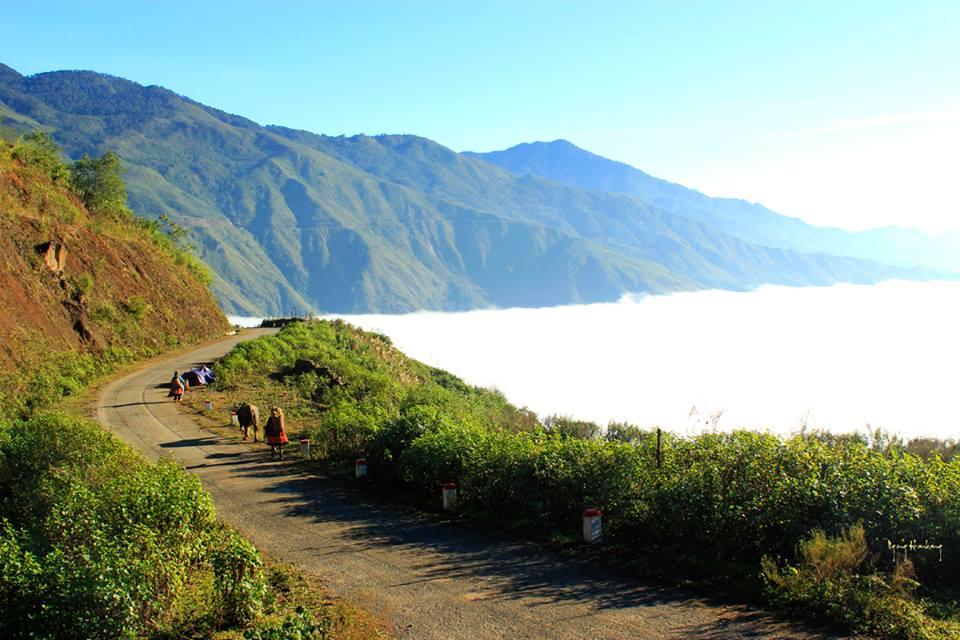 Hà Nội - Mộc Châu - Săn mây trên đỉnh Tà Xùa 2 ngày