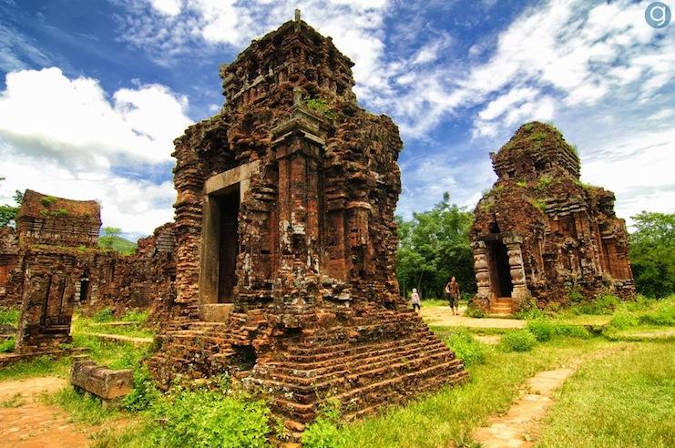 Hà Nội - Đà Nẵng - Mỹ Sơn - Bình Định- Pleiku -Kontum