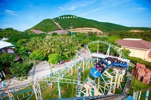 Hà Nội - Nha Trang - Vinpearland -đảo Bình Ba