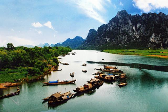Hà Nội - Quảng Bình - Vũng Chùa - Phong Nha 4 ngày - máy bay