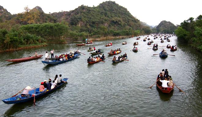 Hà Nội - Chùa Hương - Chùa Long Vân - Chùa Tuyết Sơn