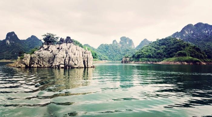 Hà Nội - Thung Nai - Thác Bờ - Thủy điện Hòa Bình