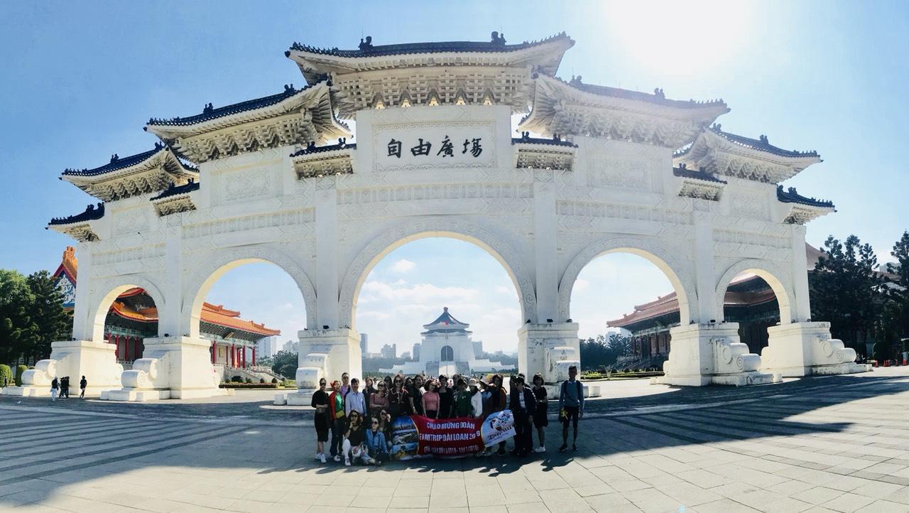 Hà Nội - Đài Loan 4 Ngày