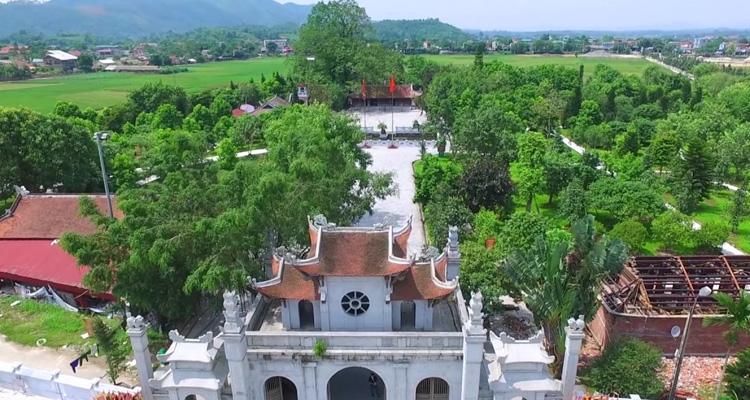 Hà Nội - Đền Mẫu Âu Cơ - Đền Đông Cuông