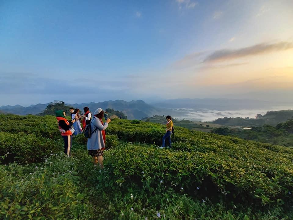 Hà Nội - Vân Hồ - Mộc Châu ( trekking bản Vặt) 3N