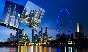 Hà Nội - Singapore- Malaysia 6 ngày 5 đêm