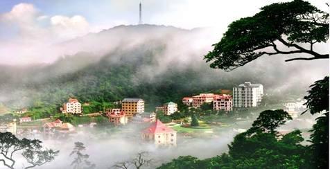 Hà Nội - Tam Đảo