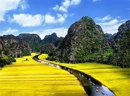 Hà Nội - Tam Cốc - Kênh Gà - Động Vân Trình - Vân Long
