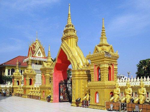 Hà Nội - Vinh -  Lào 3N