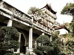 Hà Nội - đền Sóc- Việt Phủ Thành Chương